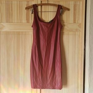 Forever21 Deep Red Bodycon MiniDress